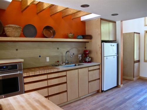 Kitchen In Menlo Park